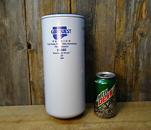 Details about 1- NEW Carquest 85680 hydraulic oil filter, WIX 51680, NAPA  1680, BALDWIN BT610