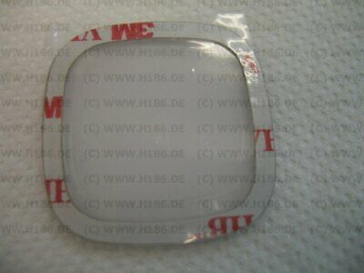 #215 Vetro Anteriore Adatto Garmin Forerunner 10 For Man Glass Vetro Replacement Part-