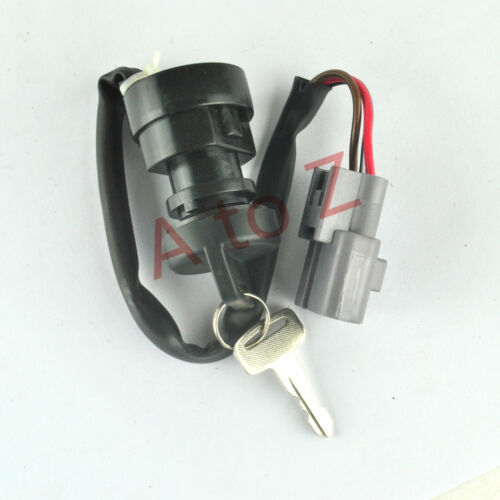 Ignition Key Switch FOR YAMAHA KODIAK 400 YFM400 4x4 HUNTER 2002 ATV  4D