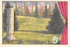 5398) BOLOGNA, CASA DI RIPOSO PER ARTISTI DRAMMATICI ITALIANI, TEATRO ALL'APERTO