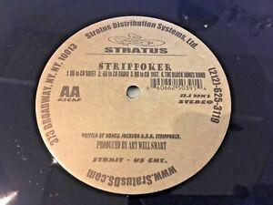 """Strippoker - Reign Supreme / QB To CO / The Black James Bond, Vinyl, 12"""", VG - Baden-Baden, Deutschland - Strippoker - Reign Supreme / QB To CO / The Black James Bond, Vinyl, 12"""", VG - Baden-Baden, Deutschland"""