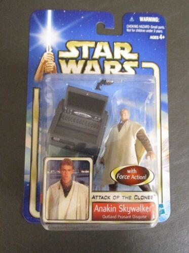 Anakin Skywalker Outland Peasant Disguise STAR WARS The Saga Collection #01 1