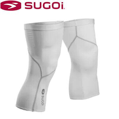 UV Sun Protective Sleeves Louis Garneau Arm Coolers M Sizes S L White