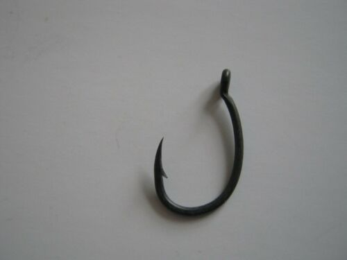 25 x New Chod Crank Carp Fishing Hooks size 8 Micro Barbed Teflon Coated