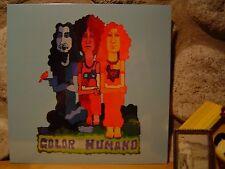 COLOR HUMANO II LP/1973 Argentina/Hard Rock/Almendra/Piel De Pueblo/Ave Rock