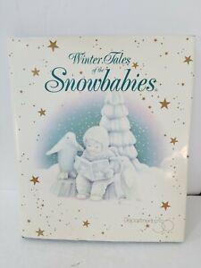 Dept 56 volumen 1 Libro De Tapa Dura Invierno tales of the Snowbabies