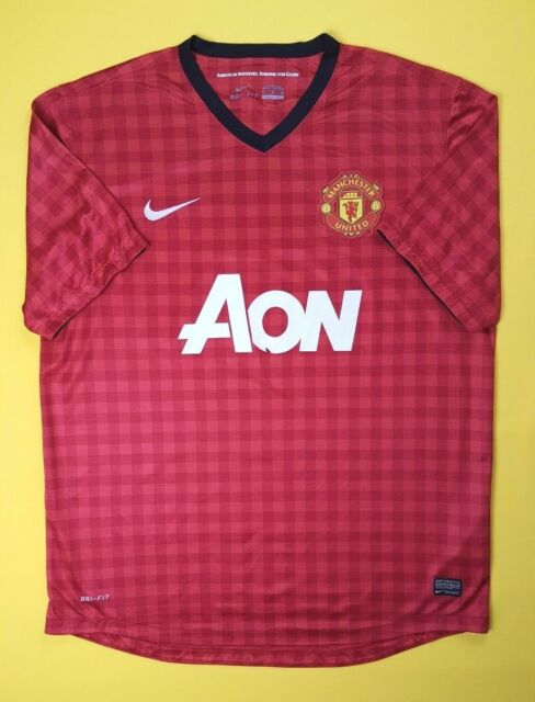 4 5 Chicharito Manchester United Jersey Small 2012 2013 Shirt Soccer Nike  Ig93 347c502dc