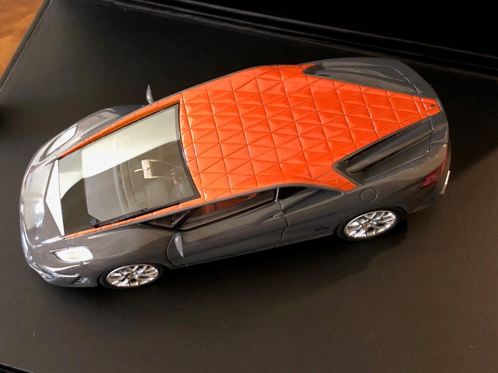 Bertone Collection 2012 Nuccio Concept Car Item BDM00002
