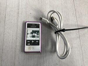 Apple-iPod-nano-7th-Generation-16GB-Purple-MD479QB-A-S-N-F0GR