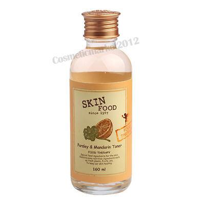 SKINFOOD [Skin Food] Parsley and Mandarin Toner 160ml Free gifts