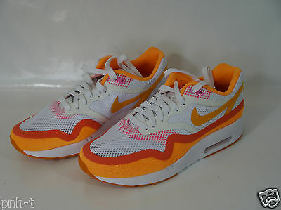 official elegant shoes outlet online Nike air max 1 blanc femmes baskets uk 4.5 5.5 us 7 8 eur 38 39 ...