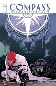 Compass #3 (of 5) Comic Book 2021 - Image