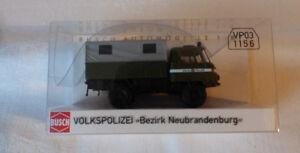 Busch Framo V901//2 Post #51205 Kastenwagen 1:87