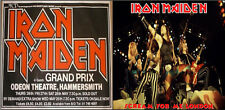 IRON MAIDEN – 'SCREAM FOR ME LONDON' HAMMERSMITH ODEON, LONDON 1983