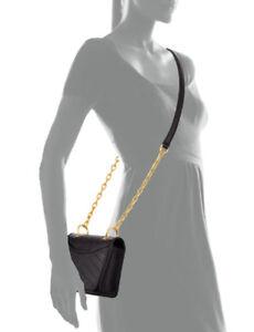 8356366ac32b New Tory Burch Alexa Black Shoulder Crossbody Mini Bag  328+ Gift ...