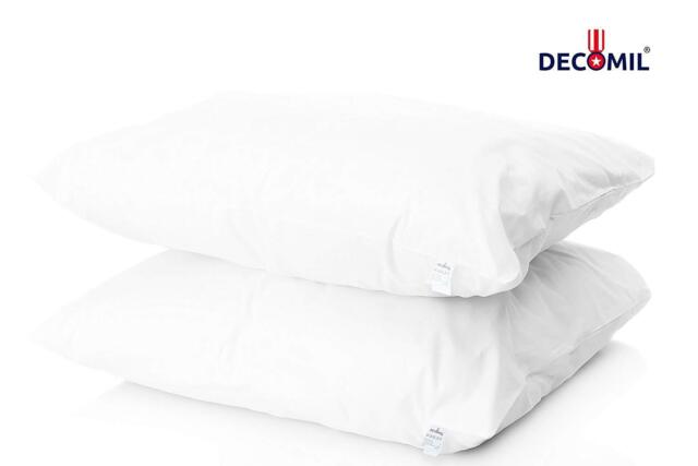 Luxury Sleeping Pillows,/%100 Cotton 2 Packs TWIN 3 Standard Size Options