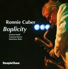 Boplicity * by Ronnie Cuber (CD, Feb-2012, Steeplechase)
