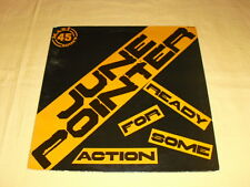 June Pointer – Ready For Some Action 12'' Maxi-single 45 RPM
