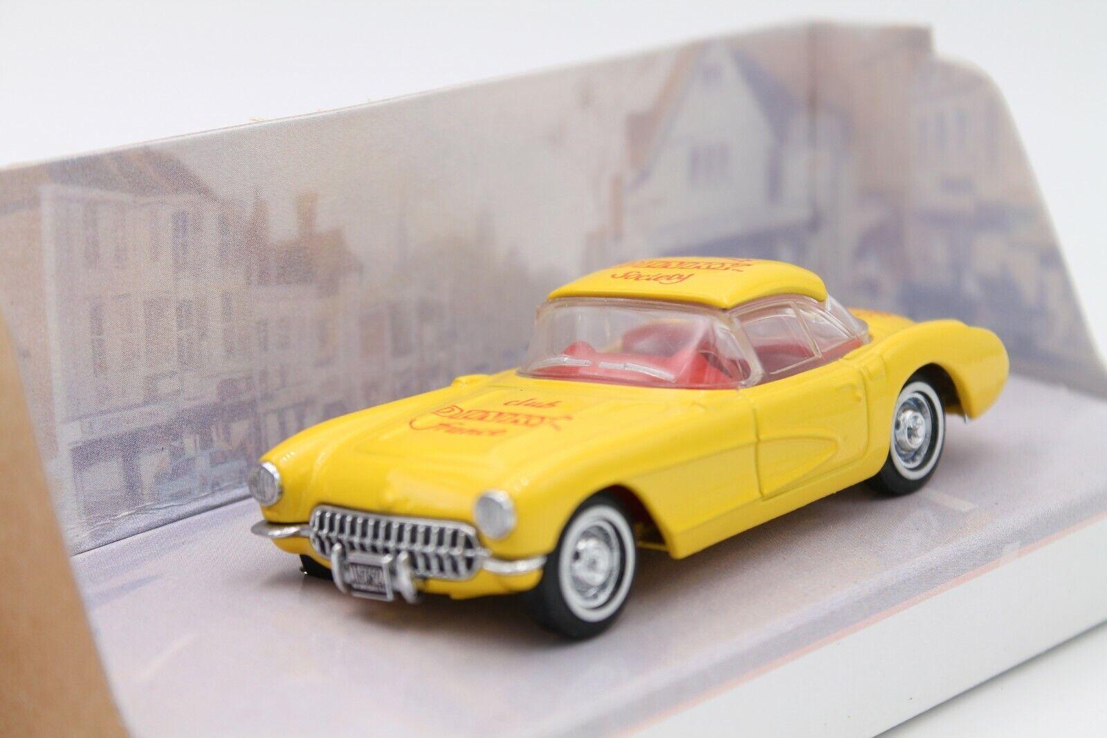 Dinky Toys  56 Chevrolet Corvette  Dinky Society 1993  Limited