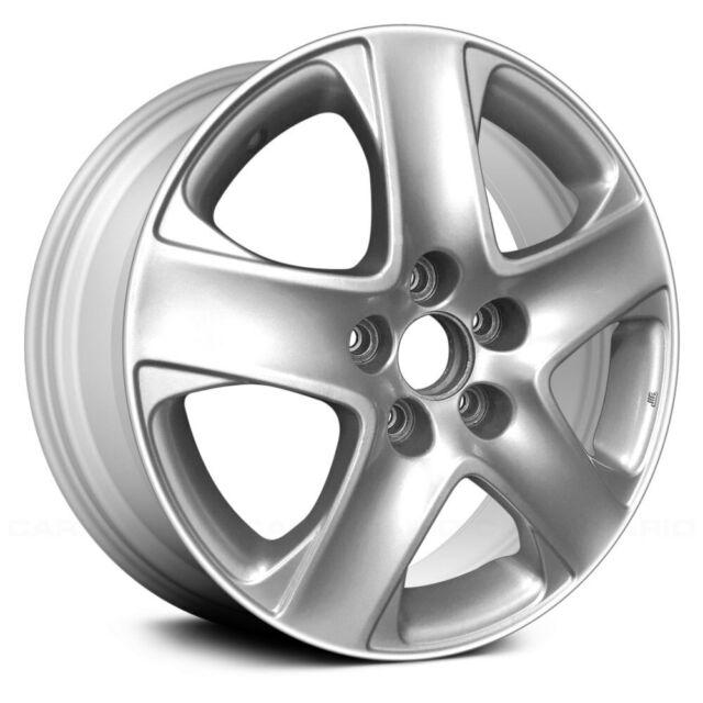 For Acura ILX 19 15 Alloy Factory Wheel-Spoke Dark