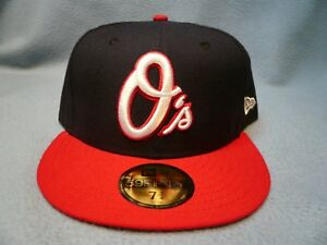 562a128aa49 New Era 59fifty Baltimore Orioles Rivalry BRAND NEW Fitted cap hat ...