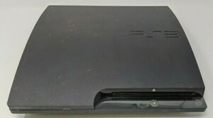 Sony Playstation 3 PS3 Conosole ONLY [CECH-2001B, Black] **FOR PARTS ONLY**
