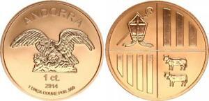Andorra-1-Cent-1-oz-Copper-999-2014-Mint-State-27830