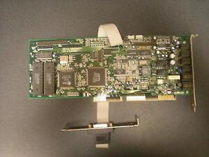 Rare-AT-amp-T-MediaMagic-Rio-combination-modem-sound-IDE-game-controller-card