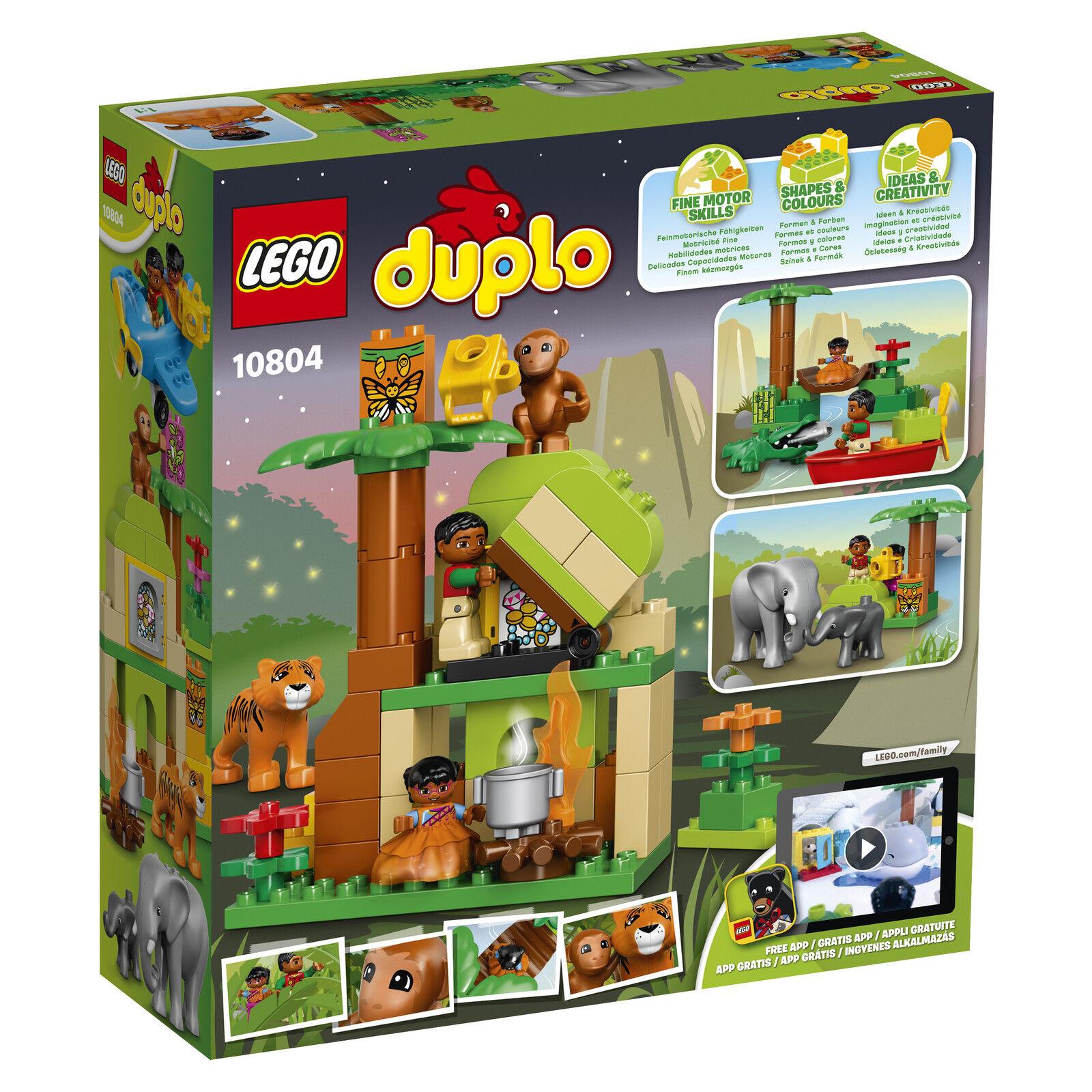 LEGO® DUPLO® 10804 Dschungel NEU OVP_ Jungle NEW NEW NEW MISB NRFB fea57d