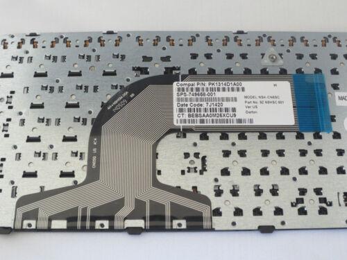 NEW US Keyboard w// Frame for HP Pavilion 15-E 719853-001 708168-001 776778-001
