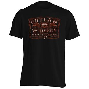 Outlaw-Whiskey-Southern-Rebel-1935-Men-039-s-T-Shirt-Tank-Top-aa832m