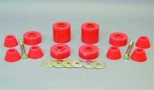 Prothane-7-104-Body-And-Cab-Mount-Bushing-Kit