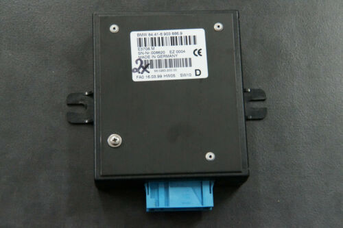 BMW 3er E46 5er E39 X3 E83 X5 E53 Steuergerät Spracheingabesystem DE 6903886