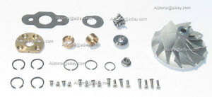 gmc chevrolet 6 5 liter diesel turbocharger rebuild kit new