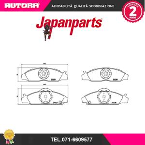 PA997AF-Kit-pastiglie-freno-a-disco-ant-Daewoo-Ssangyong-MARCA-JAPANPARTS