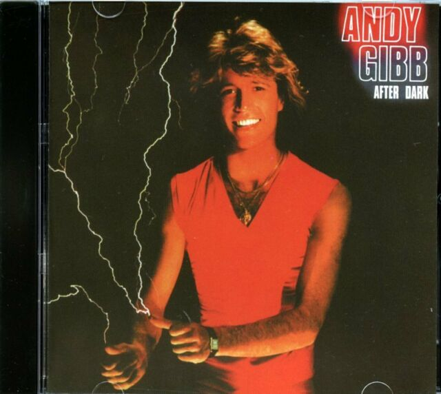 Andy Gibb - After Dark CD / Bee Gees