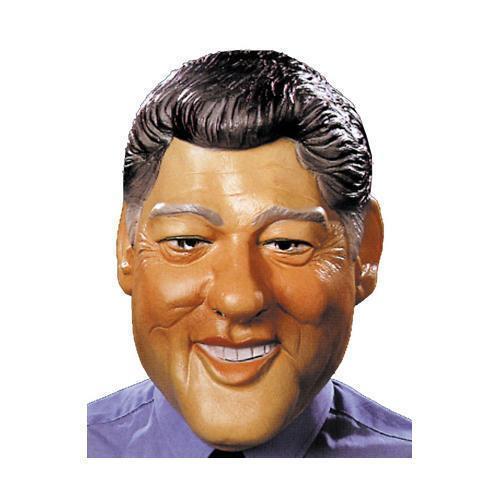 Bill Clinton Mask President Political Adult Teen Halloween ...