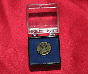 COLT-FIREARMS-FACTORY-King-Cobra-Plastic-type-Pin-Mint-in-Box