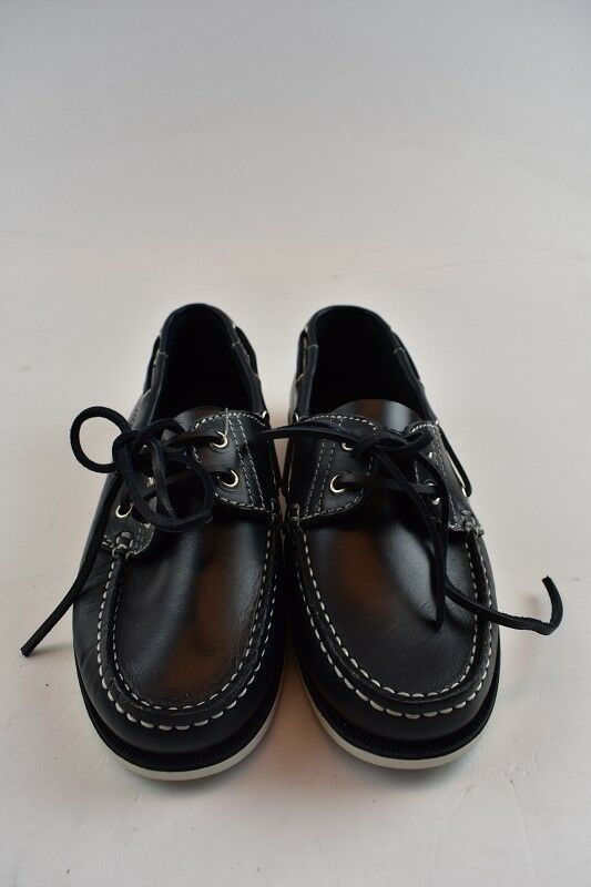Lumberjack femmes Loafers Leather Navy in Taille 37
