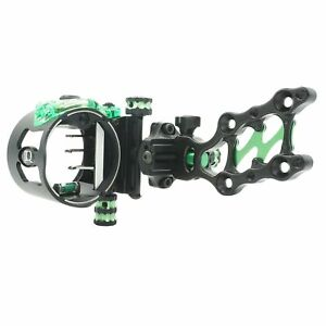 Field Logic IQ Pro Hunter Sight Black 3 pin .019 W// Retina Lock Right Hand 00353