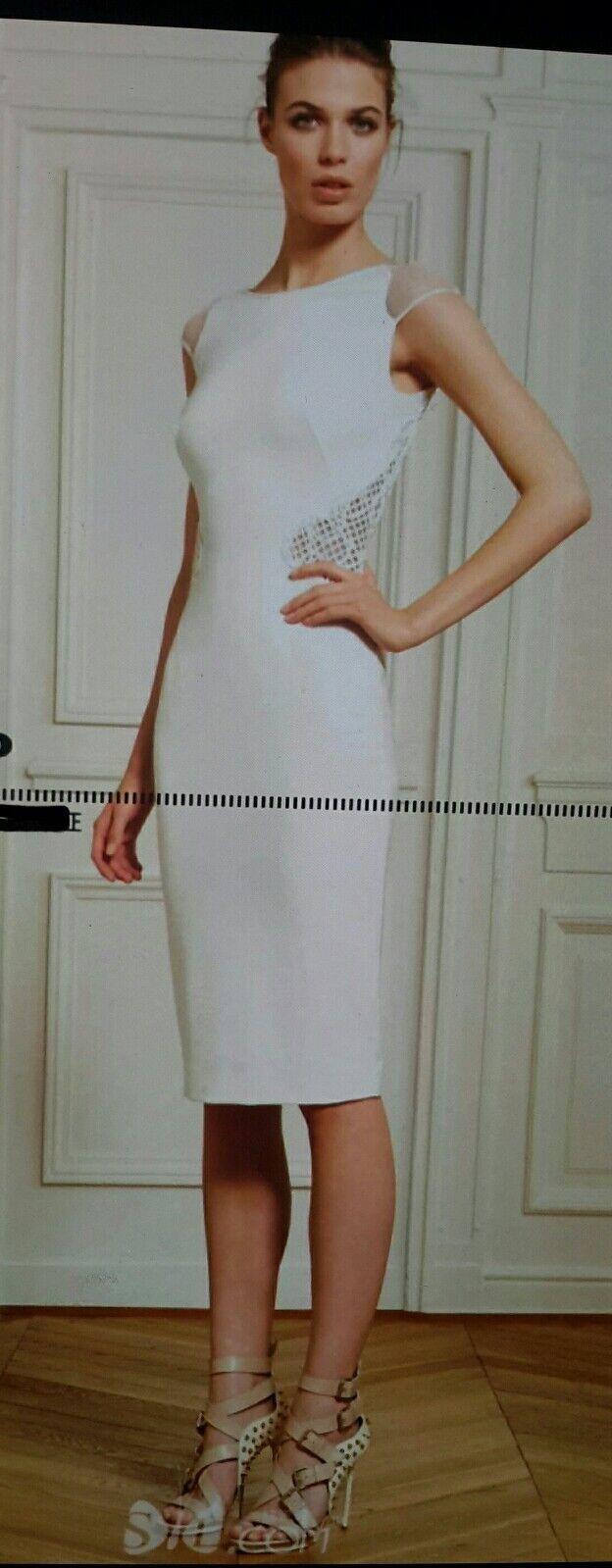 Bellissimo Vestito  Bianco Panna