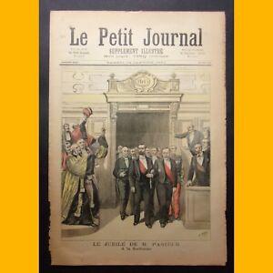LE-PETIT-JOURNAL-Suppl-illustre-LE-JUBILEE-DE-M-PASTEUR-14-janvier-1893
