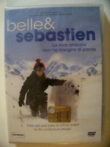 Belle & sebastien dvd film nuovo sigillato no cartoni animati ebay