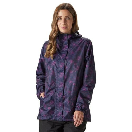 New Peter Storm Womens Printed Packable Jacket