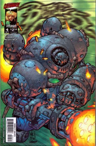 Image Comics ~ Art by Joe Madureira BATTLE CHASERS COMIC BOOKS ~ Cliffhanger