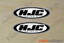 PEGATINA STICKER VINILO HJC ref3 casco moto helmet autocollant aufkleber adesivi