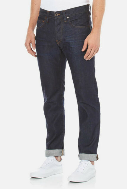 JEANS EDWIN  ED 55 RELAXED TAPERED (compact indigo-glazed) W32 L32 (i017783 153)