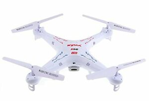Syma X5C Explorers 2.4G 4CH 6-Axis Gyro RC Quadcopter With...