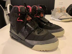 c87534c9 Image is loading Nike-Air-Yeezy-1-Blink-Black-Pink-Sz-