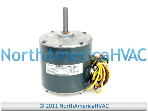 OEM Carrier Bryant Payne Condenser Fan Motor 1//2 HP HC39GE239 50ZH500149